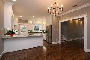 The Heights bungalow was renovated and sold to my client. What a gorgeous property.