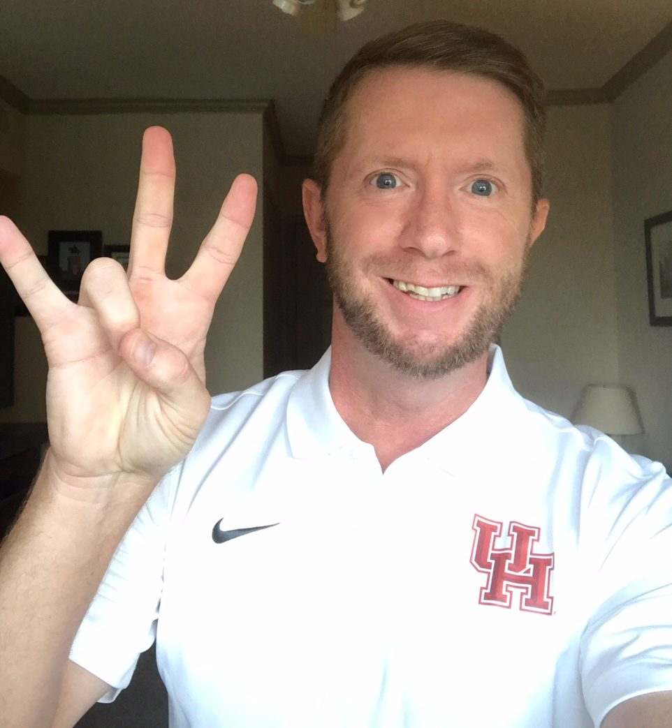 Ryan Monceaux Go Coogs