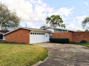 My client wanted a mid century modern and nothing else. We found this jewel and pounced the day it was listed. With his renovations, my client has been featured in the Houston Chronicle Real Estate section.